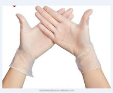 Disposable Vinyl PVC Examination gloves Powder Free