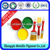 sparkling coil coating paint of water based aluminium pigment paste ZQ-12826
