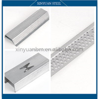 high quality low price Zinc galvanized steel profile omega furring channel