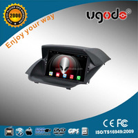 ugode Android car DVD player Quad core 16GB auto dvd gps navigation factory supply