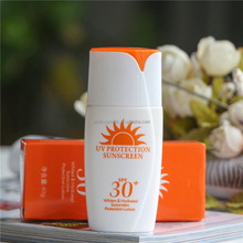 Icy & hydrating moisturizing water proof sunscreen cream SPF30 sun protection