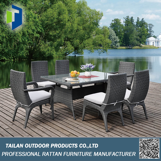 Dinning table set with 8 chairs, factory supply set of dining table