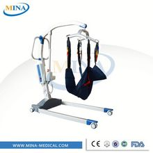 High quality and competitive price hoist electric patient lift for disabled people with sling factory price