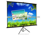 hot sale tripod projector screen with five years experience