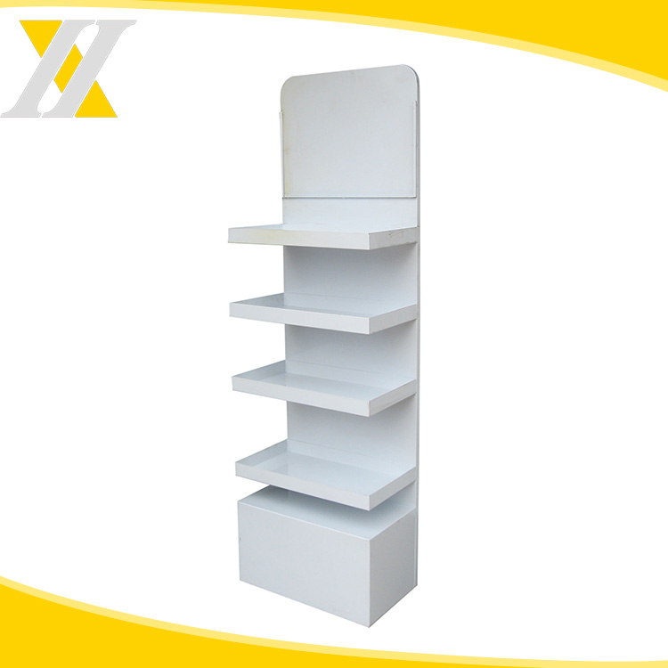 China Wholesale Corrugated Multi-Layer DVD Movie Display Rack