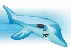 Inflatable Dolphin Rider Toy For Kids