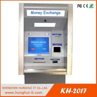 Foreign Currency exchange machine/ Money Exchange Machine/coin exchange machine