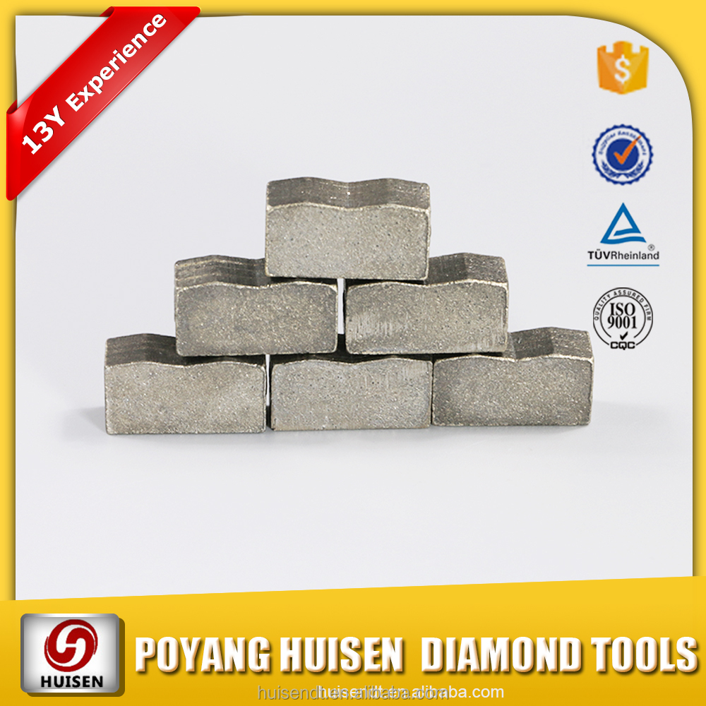 Wear Resistant Superior Brick Wall Concrete Marble Stone Cutting Tools