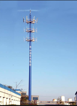 Hebei Jielv manufacturing companies high quality galvanized telecommunications tower