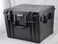SC046 China factory ABS Marine Outdoor plastic case with wheels tool box