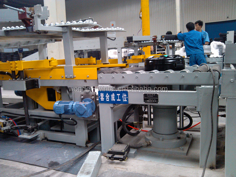 tire assembly machine