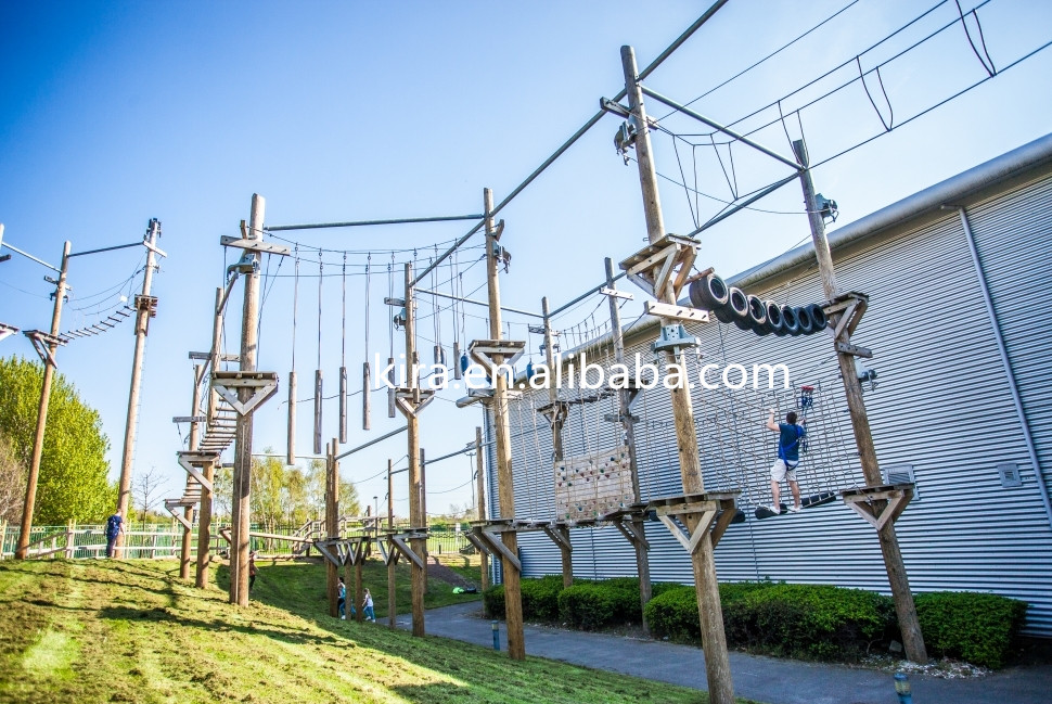play activity adventure high ropes sport gym fitness equipment