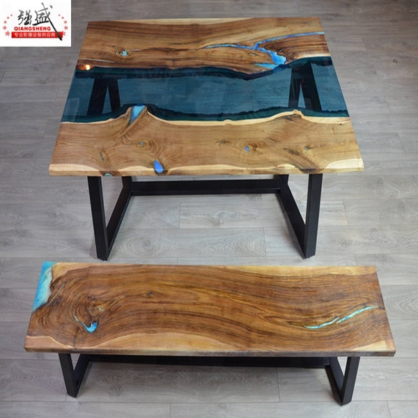 Crystal Epoxy Resin For Wood Table Tops Epoxy Resin Reclaimed Teak Wood Coffee Tables Buy Epoxy Resin For Wood Table Epoxy Resin For River