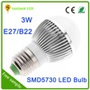 Alibaba express china mini 3w led light bulb e27 with ce rohs