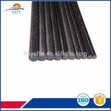 GRP/GFRP/FRP factory thread fibreglass rod