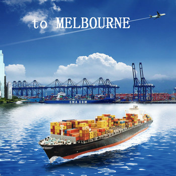 Best Sea Ocean Freight to MELBOURNE from Taipei Kaohsiung Taichung Taiwan