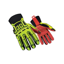 Mens Leather Oil And Gas Gloves You Can Write The Name On The Glove
