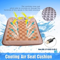 CAS2-5-3 Fan Air Pet Cooling Mat for Summer