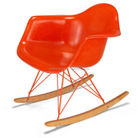 Rocking chair/leisure mustang armchair