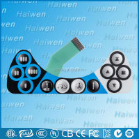 OEM Membrane Switch Keypad ,Available For Various Colors