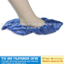 waterproof rain boot/shoe covers..shoe cover fabric..anti-slip ice grip shoe covers