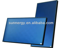 Stainless steel swimming pool flat plate solar collector