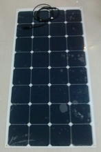 Factory poly&mono amorphous silicon thin film flexible solar panel good quality best price