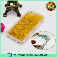 Bling Dynamic Quicksand Glitter Case For Samsung Galaxy S4 Mini I9190 Liquid TPU Cover