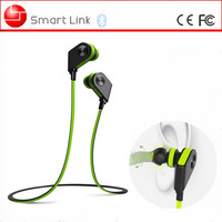 New product waterproofmini bluetooth stereo headset sports wireless headphone with microphone