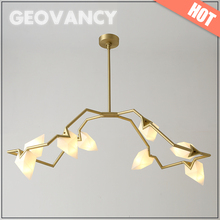 New Style Oem Modern Led Energy Saving Large Pendant Lamp