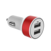 Cheap OEM 5V-4.8A usb charger car for iphone 5c