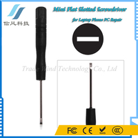 Plastic Mini Slotted Screwdriver Flat Screwdriver for Laptop Phone PC Repair