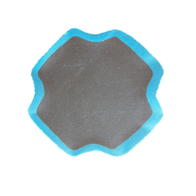 Tyre patch,tyre repair cold rubber patch for bias tyre