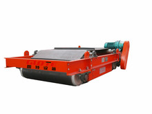 Automatic magnetic Eddy current separator RCDB Iron Removal electromagnetic separator For Conveyor Belt