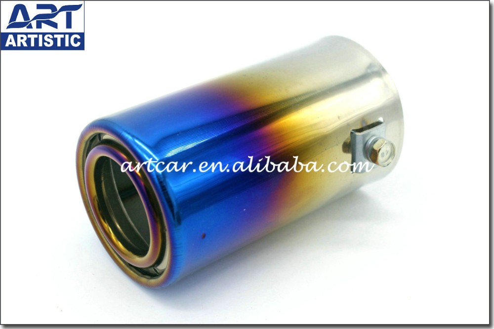 Universal Tractor Muffler : New special design stainless steel tractor muffler for
