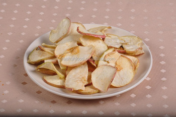 apple chips ,fruit chips