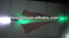 New design auto open triple fold LED torch umbrella