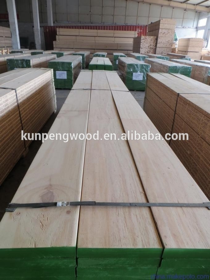 Lvl planks laminated scaffolding pine wood