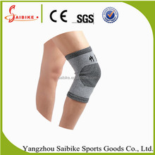 High elastic breathable bamboo charcoal knee support knee brace pad patella guard for basketball volleyball sports protection