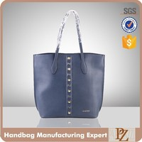 5067 - OEM Manufacturer Shopping Bags Man-made Pu Leather Tote Bags Women's Wholesale Handbags
