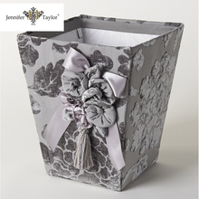 vintage home decor Classic Antique Design Waste Bin Paper basket