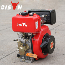 BISON(CHINA) 5.0kw 6.7HP 4-Stroke Air-cooled silent diesel Engine