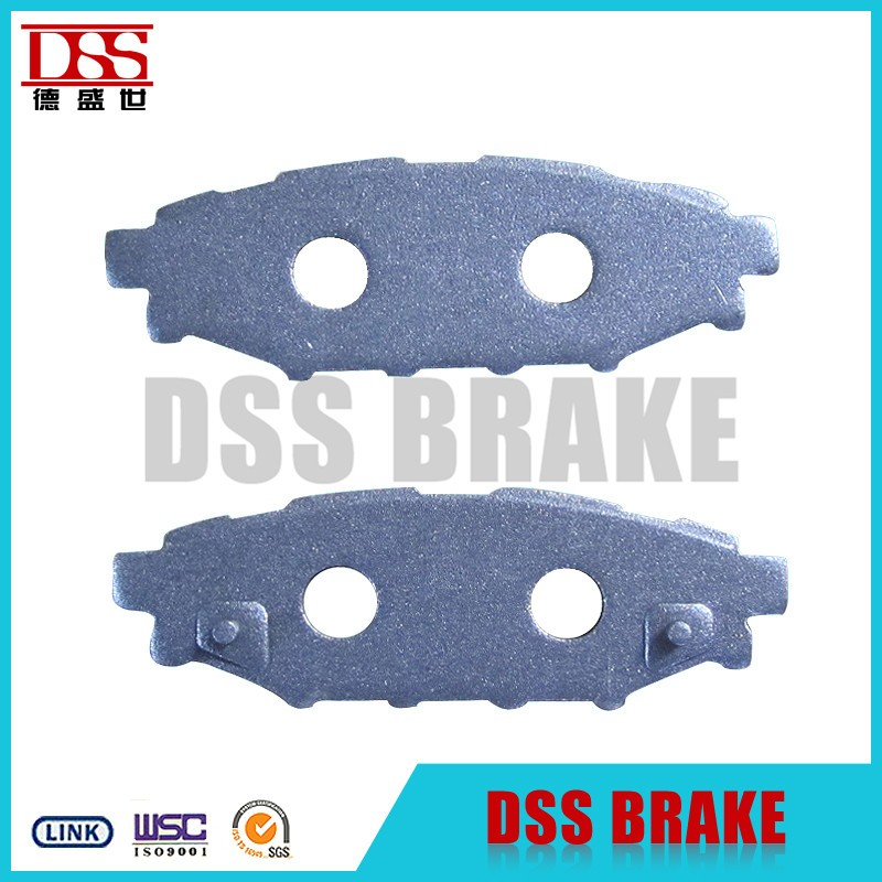 Top quality car disc rear brakes backing plate for Toyota