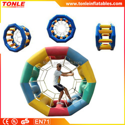 most popular Inflatable water wheel - human hamster wheel for sale