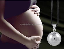 Dongguan Changda Factory 925 Sterling Silver Harmony Bola Chime Ball For Pregnant Women Mexican Bola Ball Harmony Bola