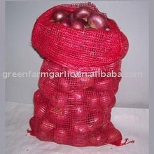 chinese fresh red onion in mesh bag,5-7cm,7-9cm