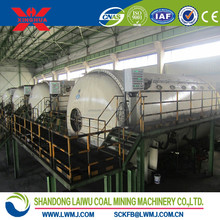 Filter , coal separator, mineral slurry solid-liquid separating dehydrating GPJ120