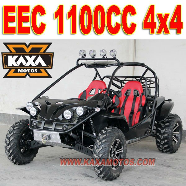 EEC 1100cc 4x4 Off Road Go Kart