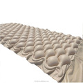 High quality alternating pressure lattice style camel color medical air mattress
