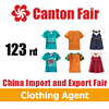 Series Men, Women and Children Apparel Clothing for Exhibitor Canton Fair Products